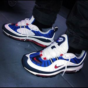 Nike Air Max 98' Limited Edition Running Shoes